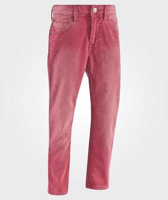 United Colors of Benetton Cotton Rich Denim Red Red