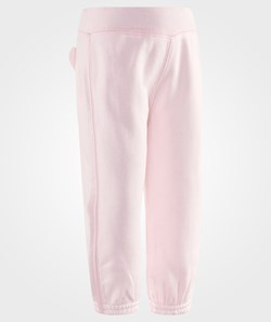 United Colors of Benetton Teddy Bum Track Bottoms Pale Pink