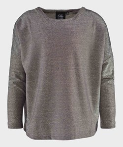 Petit by Sofie Schnoor Long Sleeved Blouse Silver