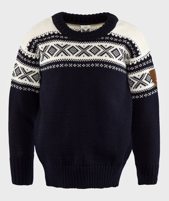 Dale of Norway Cortina Kids Navy Blue