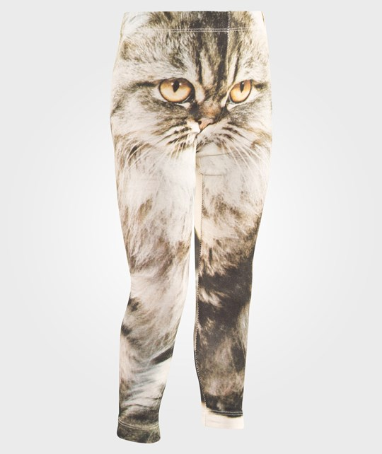Popupshop Leggings Cat 3 Grå
