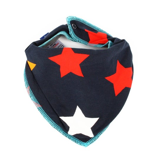 Molo Nick Red Star Blue