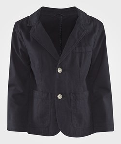 United Colors of Benetton Blazer 2 Buttons 3 Pockets Navy