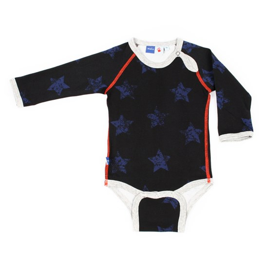 Molo Flint Blue Star Black