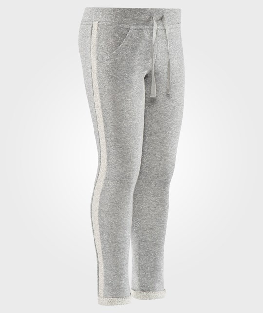 United Colors of Benetton Casual Track Pants  Melange Grey Grå