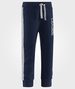 United Colors of Benetton Track With Writing And Elastic Cuffs Navy