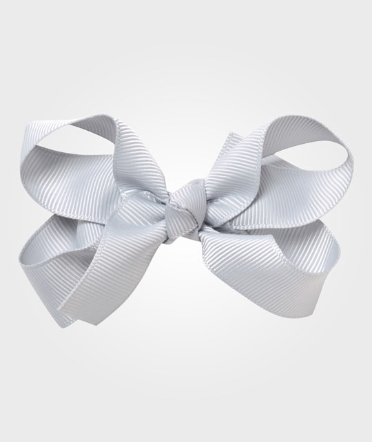 Livly Girls Medium Bow Ship O'hoy Grey