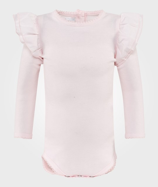 How To Kiss A Frog Long Sleeve Body Wings Pink Pink