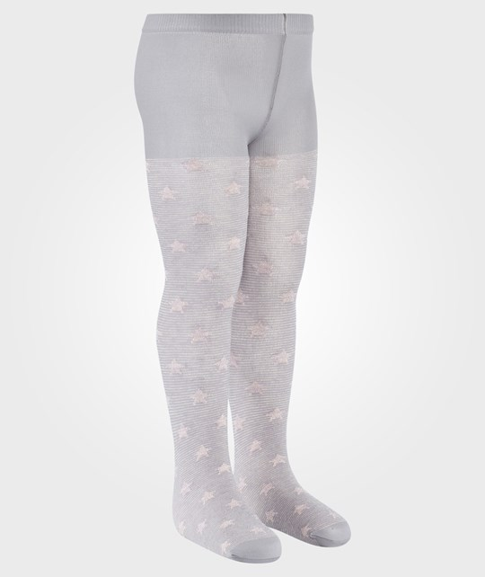 United Colors of Benetton Tights With Spakly Design All Over It Grey Grey