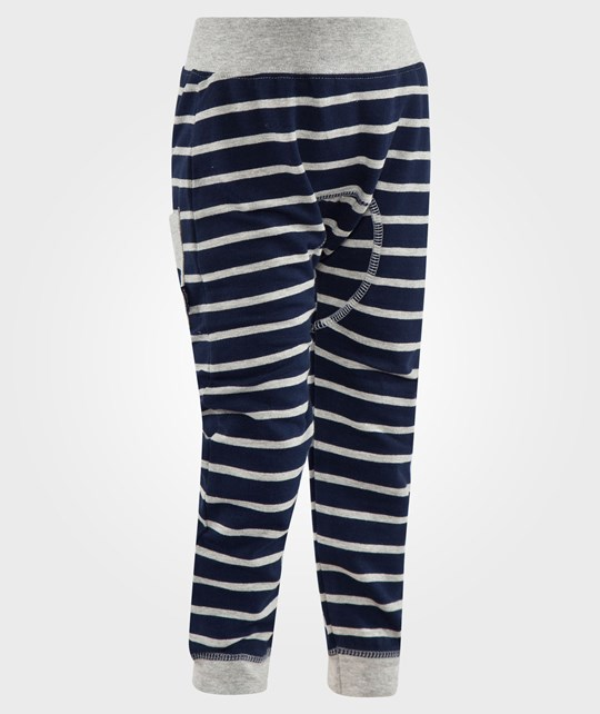 Hust&Claire Jogging Trousers Baby Sweat Blå