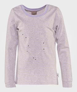 Hust&Claire Long Sleeved Heart Tee