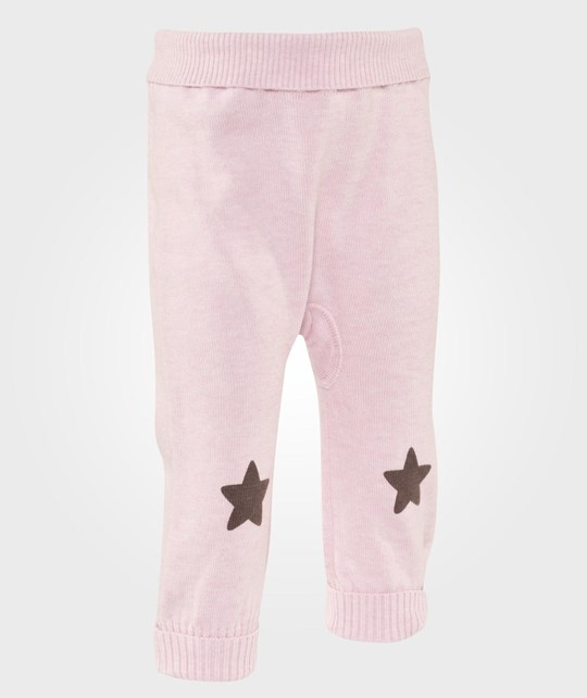Hust&Claire Knit Trousers in Pink розовый