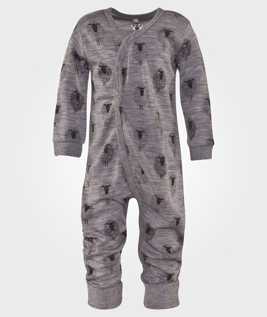 Hust&Claire Sheep Jumpsuit in Grey серый