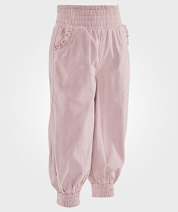 Hust&Claire Trousers Cordyroy Powder Rose
