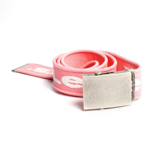 Levis Kids Belt Rose Pink