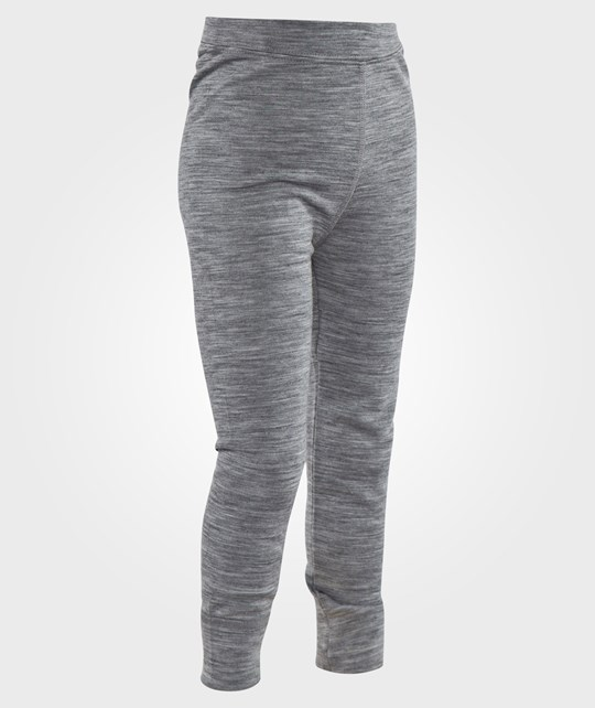 Hust&Claire Leggings Oekotex Wool Grey Grey