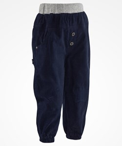 Hust&Claire Trousers Baby Corduroy Night Blue
