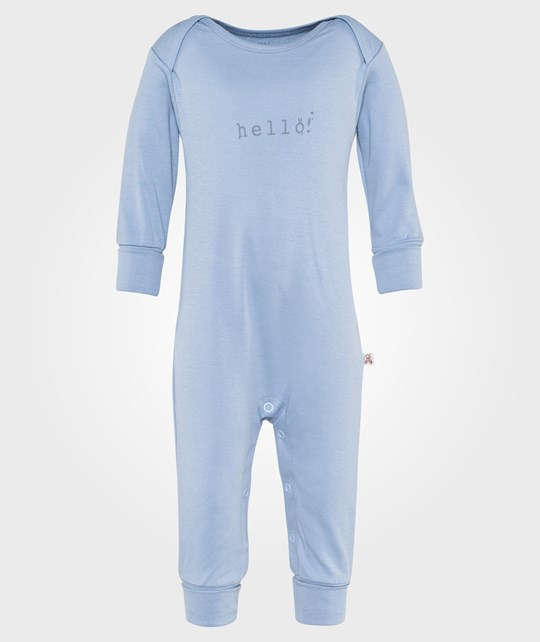 Livly Hello Coverall Ice Blue Blue