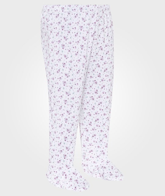Livly Peter Pan Footed Pants Fall Blossom Lyserød