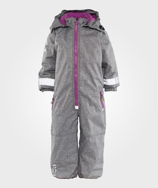 Mikk-Line Snow Suit In Pink Pink