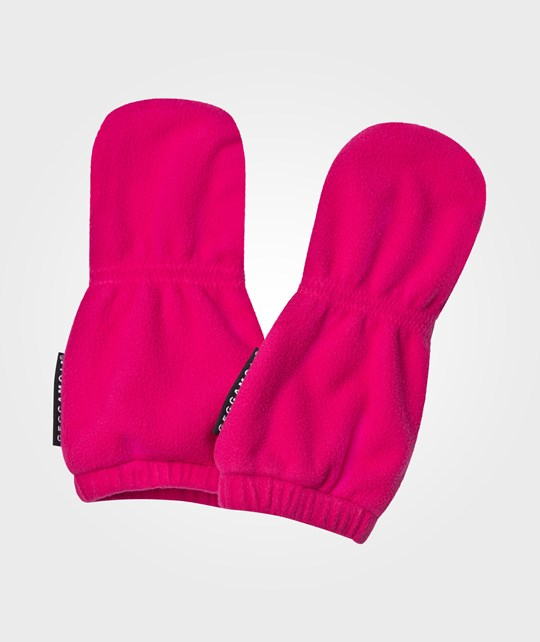 Geggamoja Wind Fleece Glove Cerise Rosa