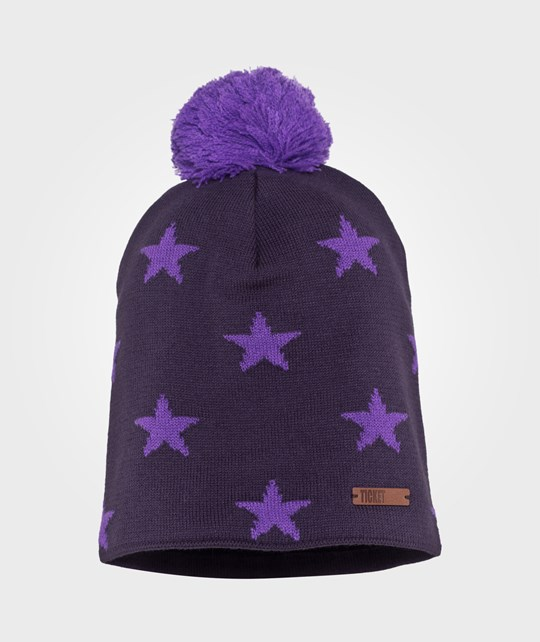 Ticket to heaven Mimm Hat Purple Lilla