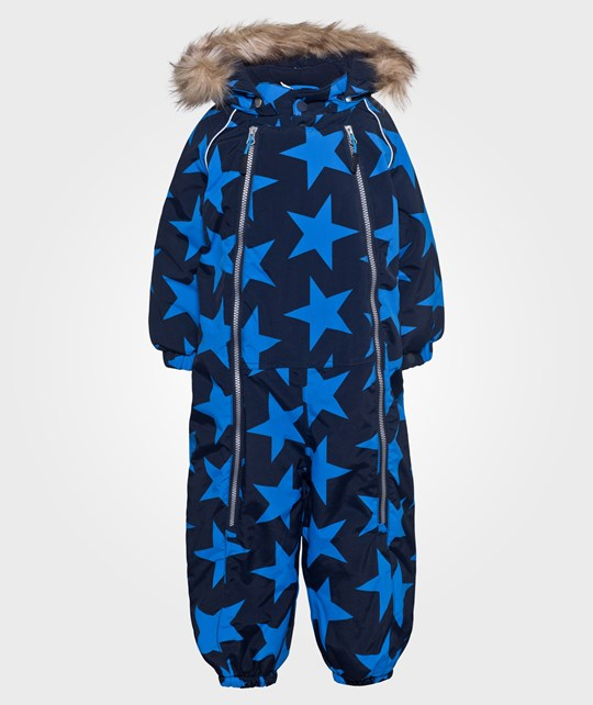 Ticket to heaven Snowbaggie Suit Blue Stars Blue Stars
