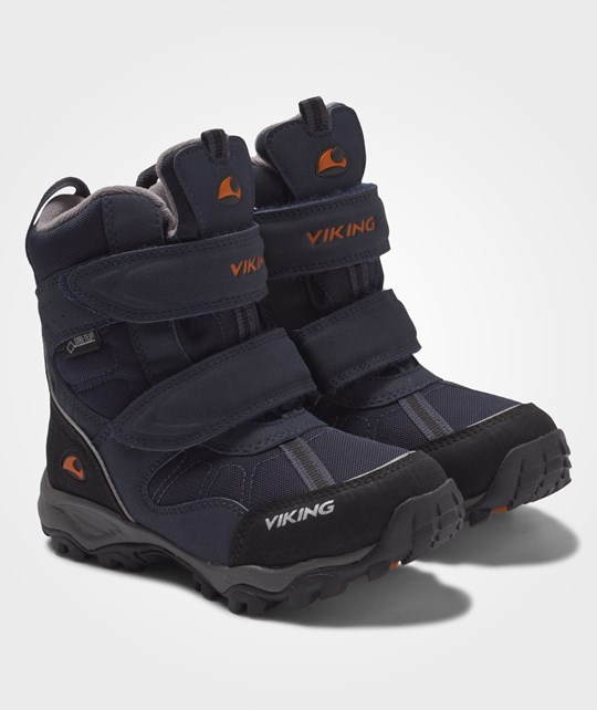 Viking Bluster Ii Gtx Navy/Orange Sand