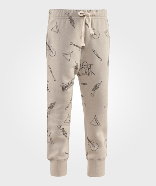 ebbe Kids Wonka Sweat Pant Instruments Allover Instruments allover