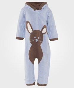 Hust&Claire Bunny Jumpsuit in Light Blue