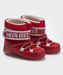 Moon Boot Moon Boot Crib Red Röd