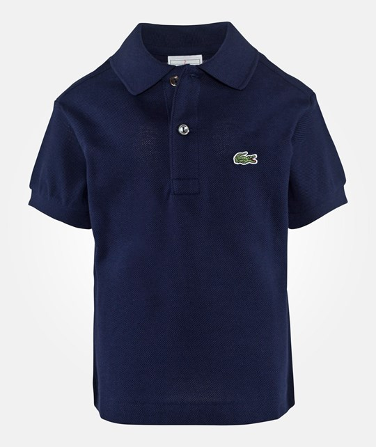 Lacoste Basic Polo Marine Blue