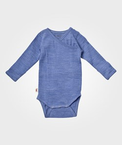 Merino Kids Cocooi Long Sleeved Bodysuit Banbury