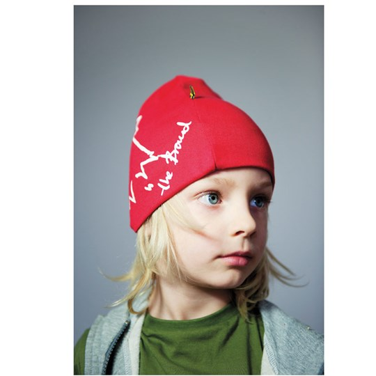 The BRAND Hat Eagle Red Red