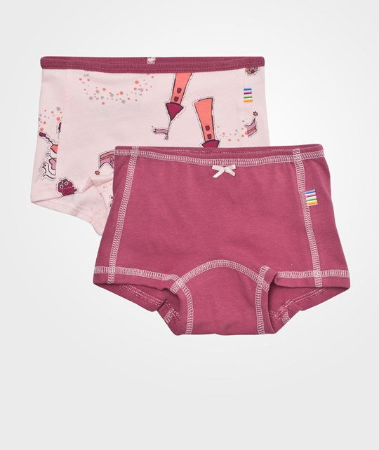 Joha 2 Pack Fairy Hipsters Pink