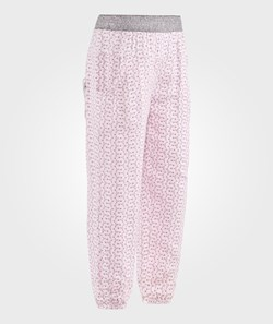 Hust&Claire Trousers Pattern Soft Rose