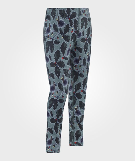 Modéerska Huset Leggings To Squirrel Green