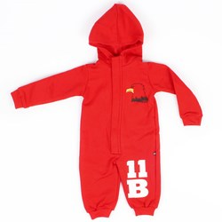 The BRAND Baby Jogger Red