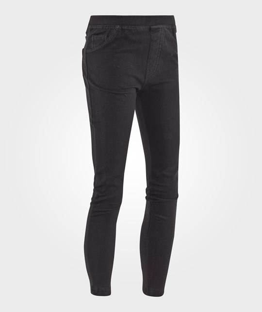 I Dig Denim Lou Jeggings Dark Grey Grå