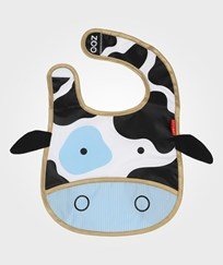 Skip Hop Zoo Bib Cow Multi