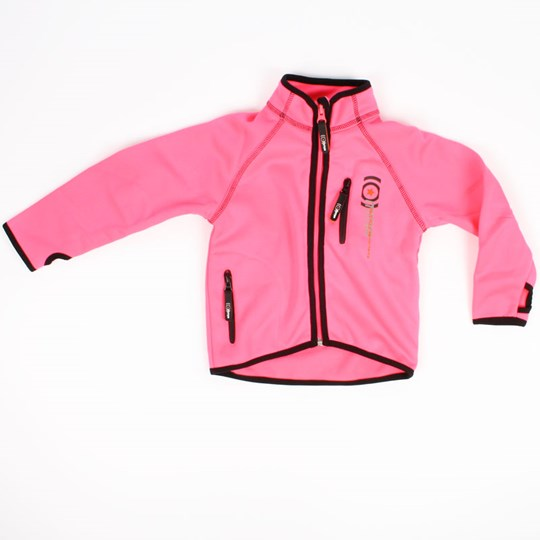 Molo Thunder Fleece Party Pink Pink
