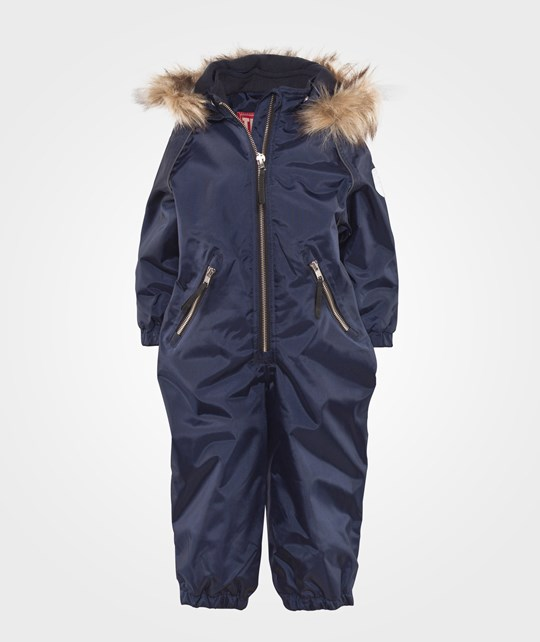 Ticket to heaven Baggie Suit Oxford Hydra Navy Blå