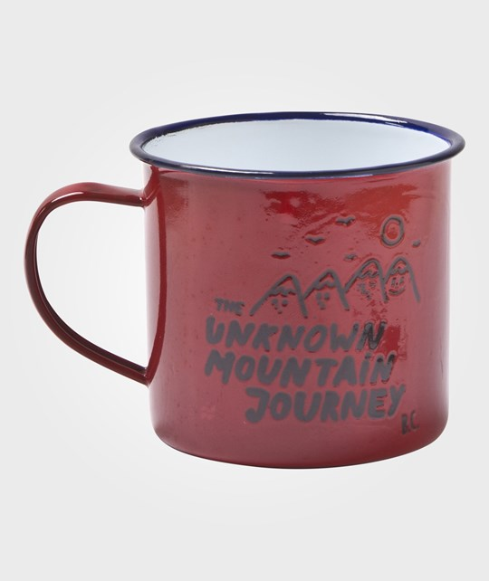 Bobo Choses Mug Mountains Red
