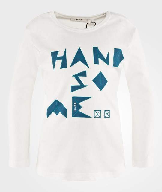 Mexx T-Shirt With Handsome Print White