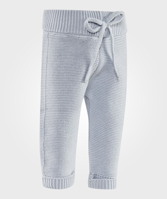 Mexx Knitted Trousers Blue Sand