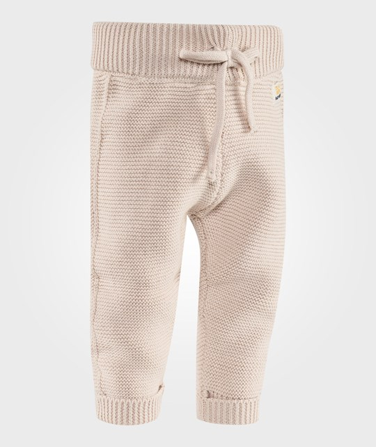 Mexx Knitted Trousers Beige Beige