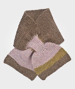 As We Grow Baby Scarf Soft Rose