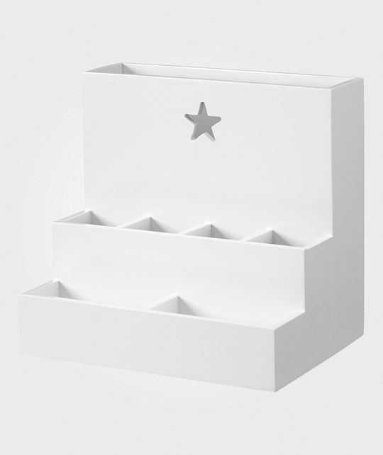 Kids Concept Star Desk Storage White White