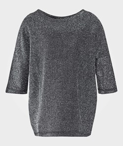 Petit by Sofie Schnoor Blouse Silver Glitter