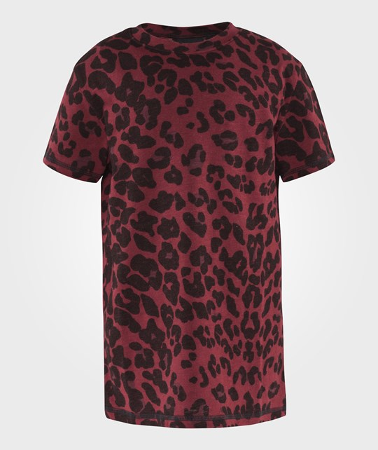 Petit by Sofie Schnoor Leopard T-Shirt Red Red